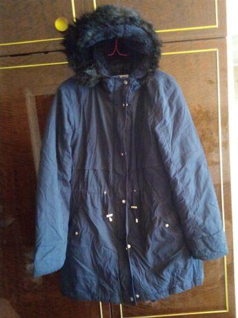 Женская тёплая куртка 46-48