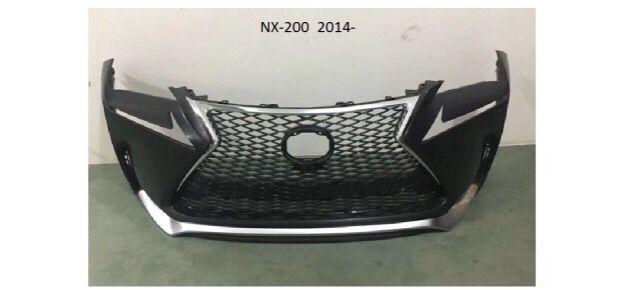 NX-200. 2014 - Бампера комплектные