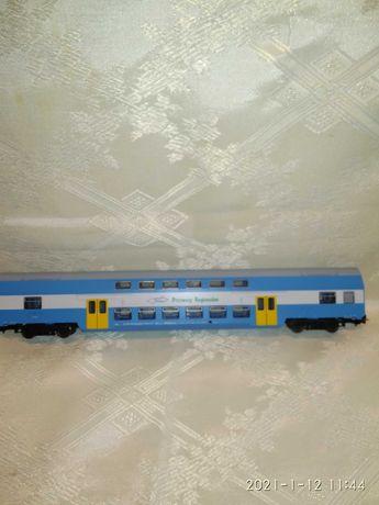Model wagonu osobowego HO