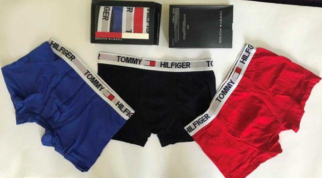 Bokserki Męskie Tommy Super Jakość cena 38zł.
