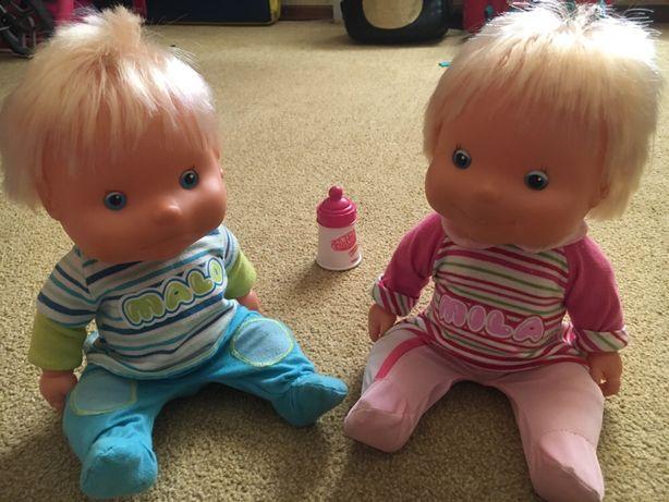 Продам куклы от Famosa Mila y Malo