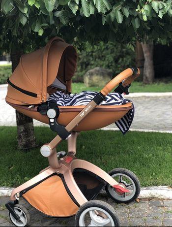 Універсальна коляска 2 в 1 Hot Mom Карамель б/у
