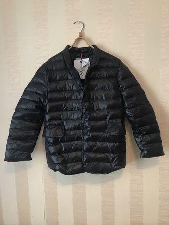Куртка пух Moncler ( весна - осень)