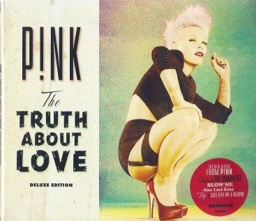 P!NK (PINK): The truth about love [CD]