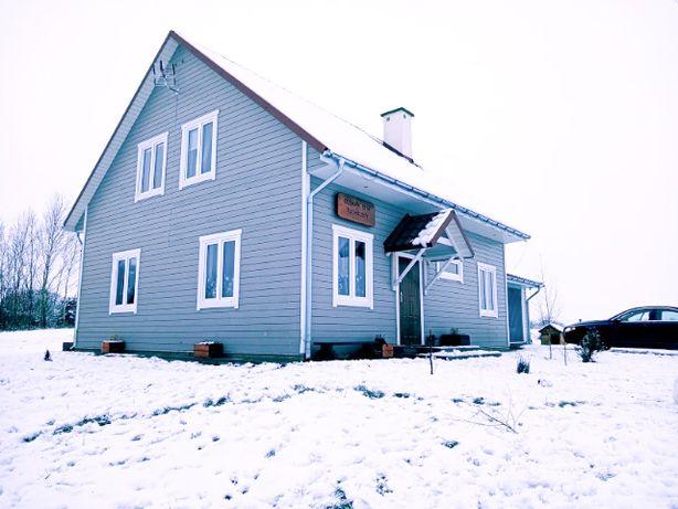Przytulny dom blisko Ostródy