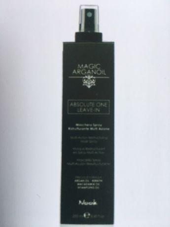 Nowa multi-funkcyjna, odnawiająca maska Maxima w sprayu 250 ml