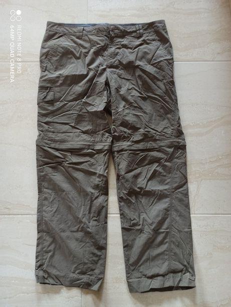 COLUMBIA Omnishield Spodnie trekkingowe męskie rozm.54. OKAZJA!!!