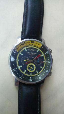 Часы наручные мужские Bentley breitling механические с автоподзаводом