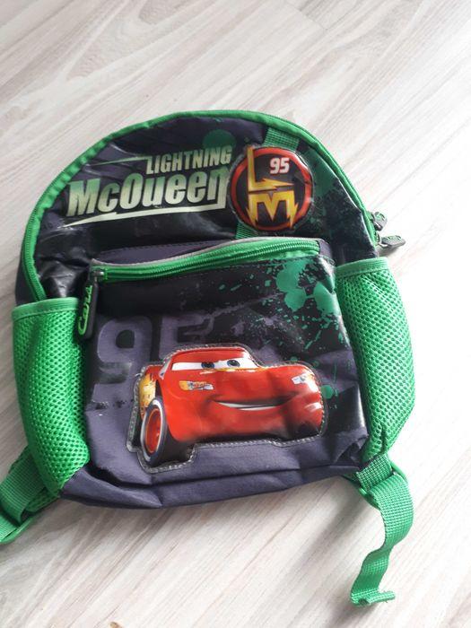 Plecak plecaczek do przedszkola zygzak McOueen Rumia - image 1