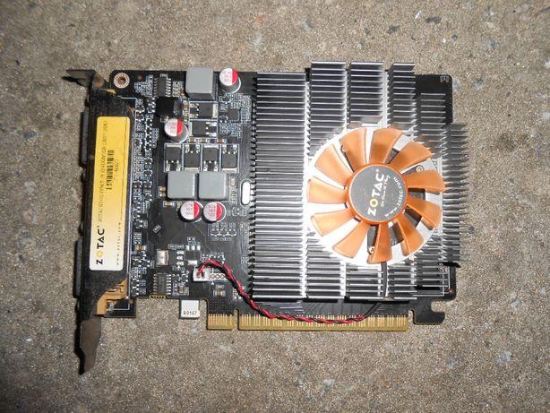 Видеокарта ZOTAC GT430 1GB 128 BIT DDR3