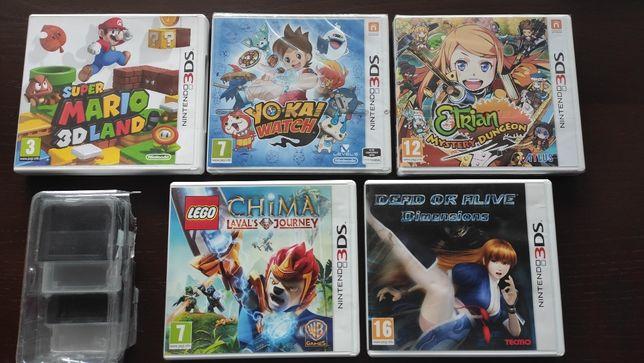 Игры на Nintendo 2ds 3ds