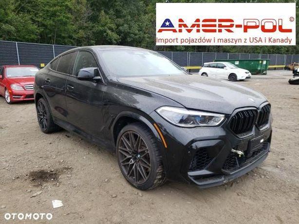 BMW X6 M 2020 BMW X6 M, 617hp, uszkodzenie mechaniczne