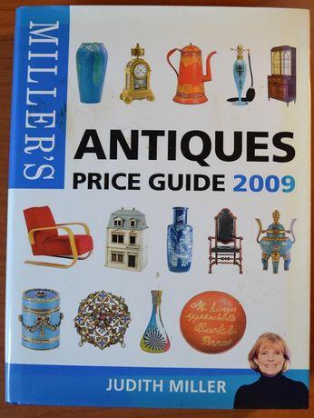 Catálogo Miller's Antique price guide 2009
