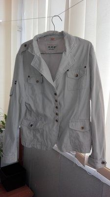 Фирменная куртка, пиджак 46-48 размера