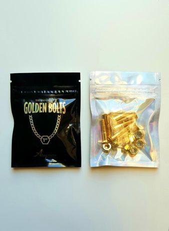 Parafuso de Base Golden Bolts - Arapuca Supply