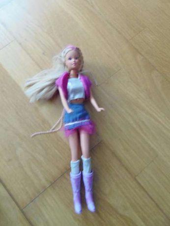 Boneca Steffi Love Pop Star com música e CD - da Simba Toys
