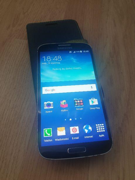 Samsung Galaxy S4 GT-I9506 2/16GB with LTE+ niebieski ciemny