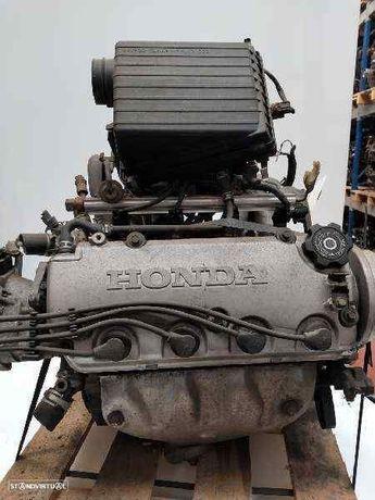 Motor MG rover 400, Honda Civic 1.4 16v 90 cv    D14A4