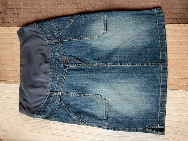 Spódnica ciążowa jeans C&A JESSICA rozmiar L