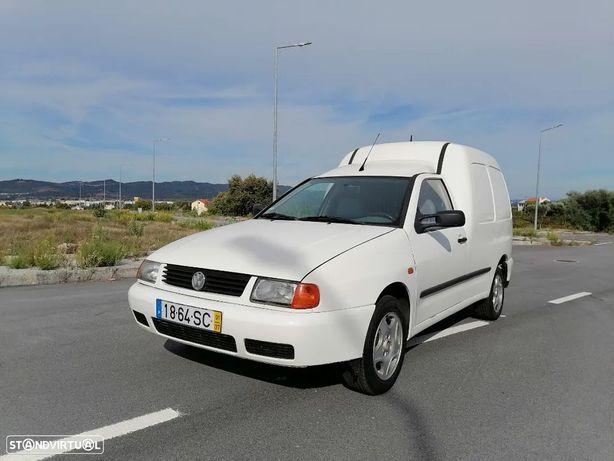 VW Caddy 1.9 SDI