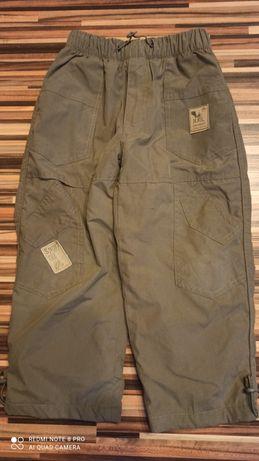 Spodnie zimowe dł. 62 cm