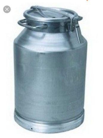 Продам бидоны алюминиевые 40 л