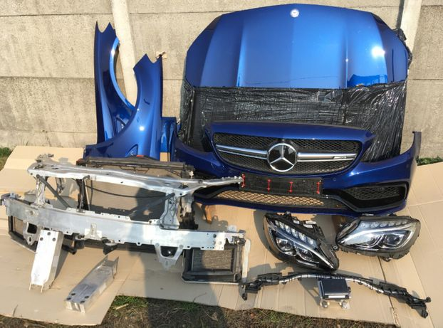 Mercedes-Benz C-Class W205 W204 W203 разборка, б/у запчасти