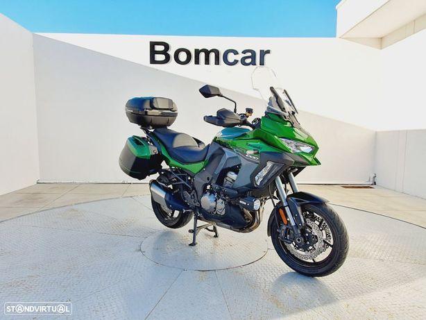 Kawasaki Versys 1000 SE GrandTourer