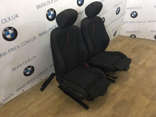 Спортивные сидения BMW F30 спортсидс ф30 бмв салон
