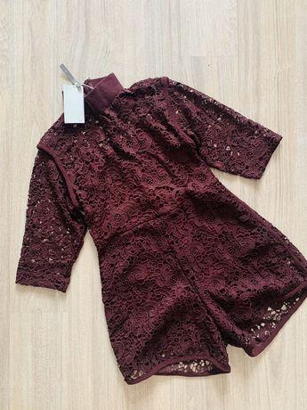 Комбинезон стильный zara женский шорты платье kors h&m
