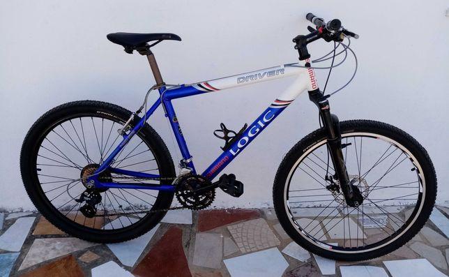 Bicicleta Astro Logic Shimano Como nova-Roda 26 (adulto)