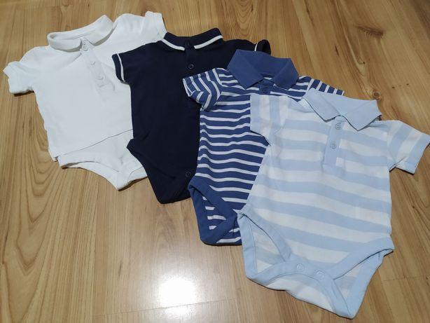 Polówki  niemowlęce 56-62