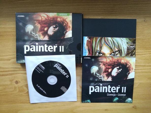 Corel Painter 11 (Upgrade) MAC OSX program do malowania i rysowania