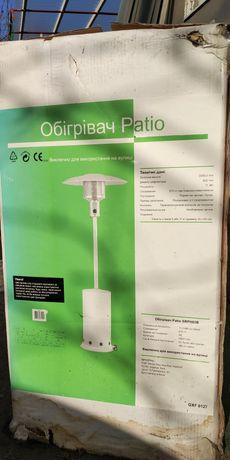 Обогреватель газовый для улицы Patio SRPH03B 11кВт