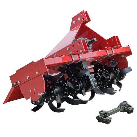 Почвофреза фреза грунтофреза ДТЗ ФН-150У (Усиленная модель) на трактор