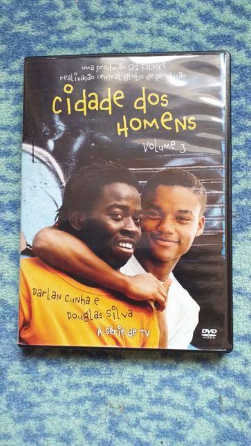 Cidade dos Homens - volume 3 - DVD - série de TV