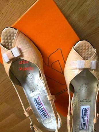 Босоножки туфли женские Хит VALLEVERDE ортопедические Италия р 36-35