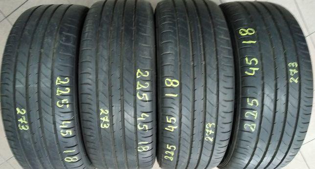 225/45R18 91W DUNLOP - Sp Sport Maxx 4szt. (273)