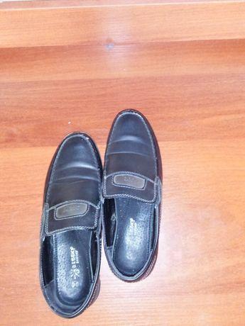 Продам підросткові туфлі 36 розмір на хлопчика