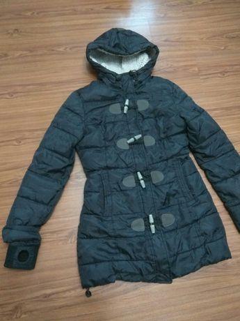 Superdry зимова куртка пальто парка 8 розмір