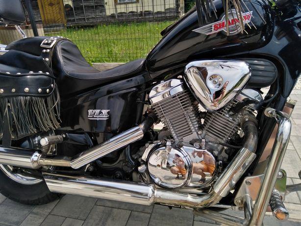 Honda shadow vt 600 Piękny STAN