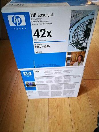 DWA Tonery HP 42X Q5942X HP LaserJet 4250, ORYGINALNE!