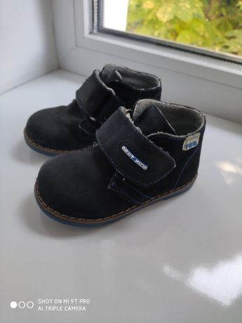 Демисезонные ботинки 21 размер сапоги