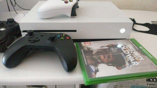 Xbox 1 Tb + comando