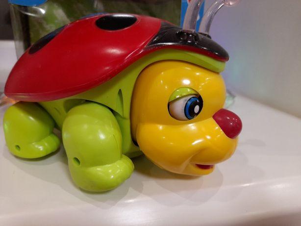 Игрушка для малышей-счастливый жучок