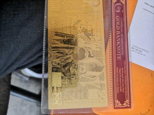 Banknot kolekcjonerski