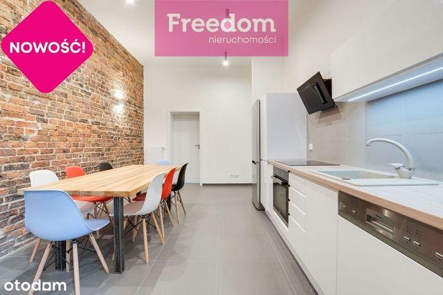 Jasny pokój w nowoczesnym mieszkaniu - Centrum