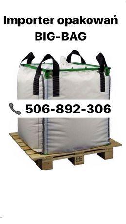BIG Bag BEG BAGS czyste worki 80/100/145 cm mocne uchwyty