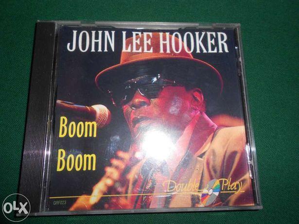 John Lee Hooker, Boom Boom