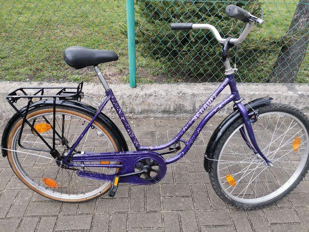 Rower Damka na kołach 26